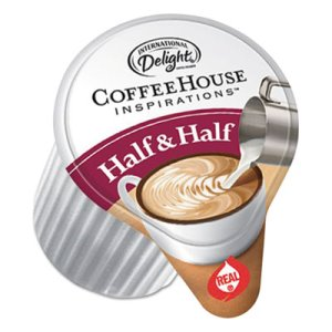 International Delight Coffee House Inspirations Half & Half 180 Cups (ITD102042)