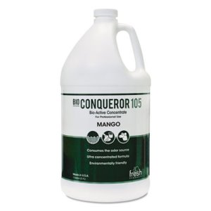 Fresh Bio Conqueror 105 Enzymatic Odor Counteractant, 4 Gals (FRS1BWBMG)