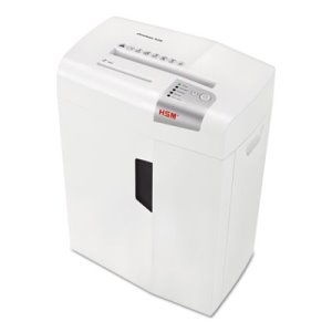 Hsm ShredStar  Continuous-Duty Cross-Cut Shredder, 20 Sheet Capacity (HSM1051)