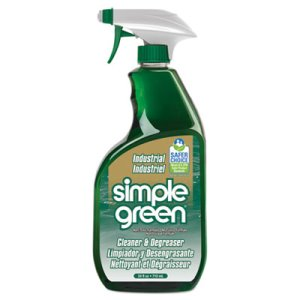 Simple Green Industrial Cleaner/Degreaser, 12 - 24-oz. Spray Bottles (SMP 19024)