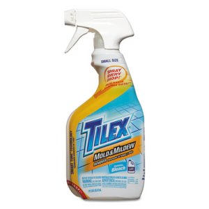 Tilex 01100 Mold & Mildew Remover, 12 Trigger Spray Bottles (CLO01100)