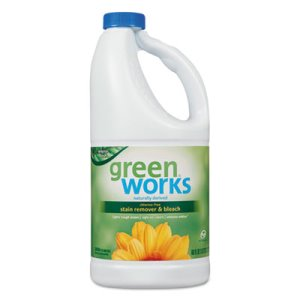 Clorox Green Works Chlorine-Free Bleach, 60-oz. Bottles, 8 Bottles (CLO 30647)
