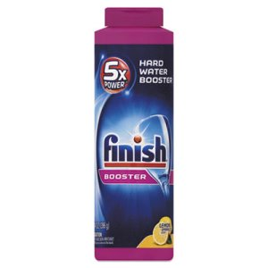Finish Power Up Dishwasher Detergent Booster, 14-oz. Bottle (RAC85272)