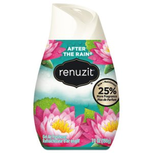 Renuzit Adjustable Air Freshener, After the Rain Scent, Solid, 7.5 oz (DIA03663)