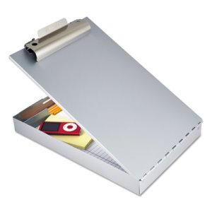 Redi-Rite Portable Desktop Clipboard, Aluminum, 1 Each (SND 11017)