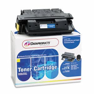Dataproducts 57800 Remanufactured Toner, 10000 Yield, Black (DPSDPC27P)