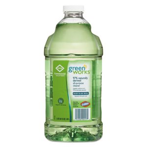 Green Works All-Purpose Cleaner, 64 oz. Refill Bottle (CLO00457)