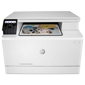 Hp Color LaserJet Pro MFP M180nw Laser Printer, Copy/Print/Scan (HEWT6B74A)