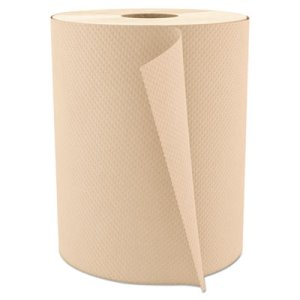 "Cascades PRO Select Roll Paper Towels 1-Ply, 7.875"" x 600 ft, 12 Rolls (CSDH065)"