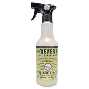 Mrs. Meyer's Multi Purpose Cleaner, Lemon, 16-oz Spray Bottle (SJN663026EA)
