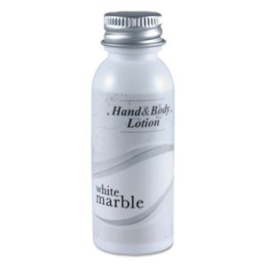 White Marble Moisture Riche .75oz Hand & Body Lotion, 288 Bottles (DIA1219071)