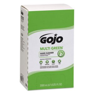 Gojo Pro2000 Multi Green Hand Cleaner, 4 - 2000-ml Refills (GOJ 7265)