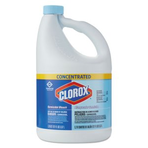 Clorox 30966 Germicidal Bleach, Regular, 121-oz. Bottle (CLO30966EA)