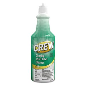 Diversey Crew Clinging Toilet Bowl Cleaner, 32 oz Bottle (DVOCBD539698EA)