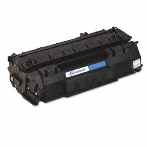 Dataproducts Compatible Remanufactured Toner, 3000 Yield, Black (DPSDPC53AP)