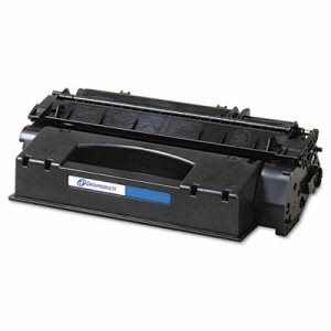 Dataproducts DPC53XP Remanufactured Yield Toner, 7000 Yield, Black (DPSDPC53XP)