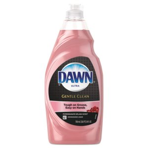 Dawn Ultra Gentle Clean, Pomegranate Splash, 24 oz Bottle (PGC74093EA)