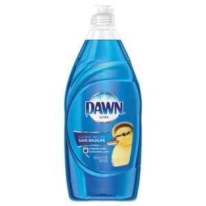 Dawn Dish Soap Detergent, Original, 19.4-oz, 10 Bottles (PGC97305)