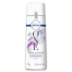 Febreze ONE Fabric and Air Mist Refill, Orchid, 300 mL, 6 Refills (PGC98393)
