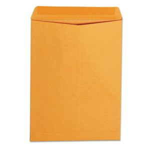 Universal Catalog Envelope, Center Seam, 9 x 12, Light Brown, 250/Box (UNV41105)