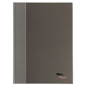 Tops Royale Business Casebound Notebook, College Rule, 96-Sheet (TOP25232)