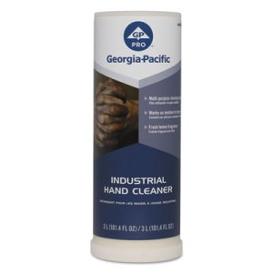 Georgia Pacific Professional Industrial Hand Cleaner Lemon, 4 Bottles (GPC44626)