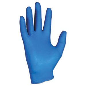 KleenGuard G10 Nitrile Gloves, Arctic Blue, Small, 2000 Gloves (KCC90096CT)