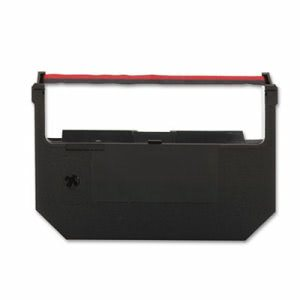 Dataproducts R1467 Compatible Ribbon, Monroe/Victor Calc, Black/Red (DPSR1467)
