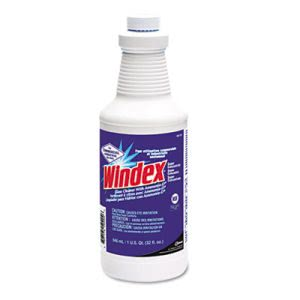 Windex Super Concentrate Glass Cleaner, 6 Bottles (DVO4601541)