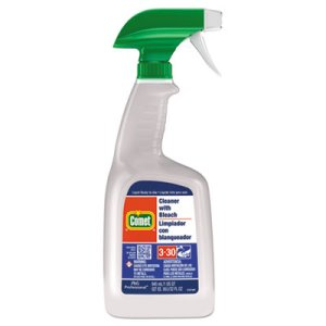 Comet Spray Cleaner with Bleach, 8 Spray Bottles (PGC02287CT)