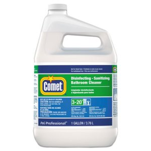 Comet Disinfecting - Sanitizing Bathroom Cleaner, Citrus, 3 Gallons (PGC22570CT)