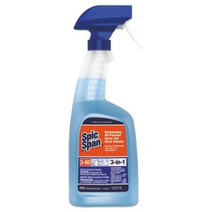 Spic and Span All-Purpose Spray & Glass Cleaner, 8 Bottles (PGC58775CT)