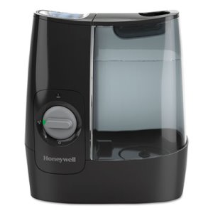 Honeywell Filter Free Warm Mist Humidifier, 1 Gal, Black, 1 Each (HWLHWM845B)