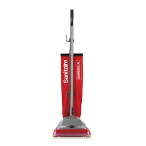 Sanitaire Commercial Upright Vacuum w/Vibra-Groomer II (EURSC684F)