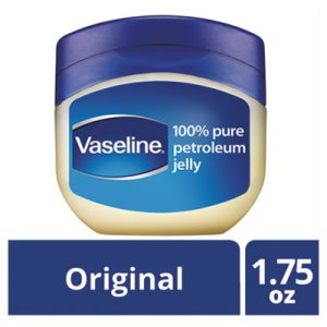Vaseline 100% Pure Petroleum Jelly Original, 1 3/4 oz Jar, Each (UNI31100EA)
