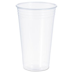 Dart Conex Clear Cold Cups, 24 oz, Clear, 600/Carton (DCC24PX)