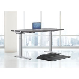 Fellowes Levado Laminate Table Top, 48 x 24, White (FEL9649101)