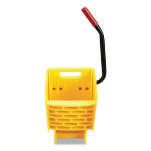 Rubbermaid WaveBrake 2.0 Side Press Wringer, Yellow (RCP2064915)