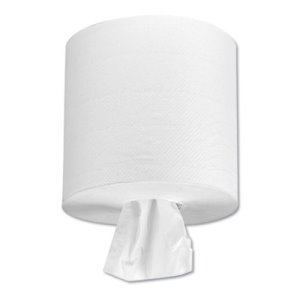 Boardwalk Center-Pull 2-Ply Hand Towels, 7 5/8 x 10, 550/Roll, 6 Rolls (BWK6401)