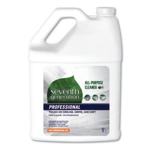 Seventh Generation Free & Clear All-Purpose Cleaner, 2 Gallons (SEV44720CT)