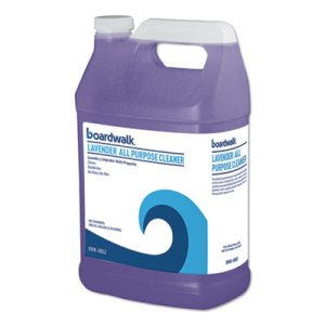 Boardwalk All Purpose Cleaner, Lavender Scent, 1 gal Bottle (BWK4802EA)