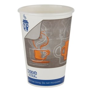 Georgia Pacific Dixie Insulair Paper Hot Cup, 16 oz, 1000 Cups (DXE6346AR)