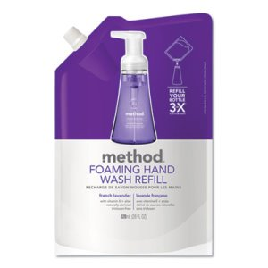 Method Foaming Hand Wash Refill, French Lavender, 28 oz (MTH01933EA)