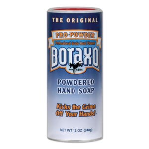 Boraxo Personal Soaps, 12 oz Canister, 12 Canisters (DIA10918)