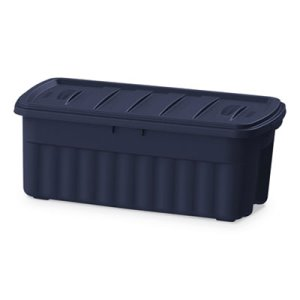 Rubbermaid Roughneck Storage Box, 21 1/5w x 43d x 17 7/8h, Each (UNXRMRT500000)