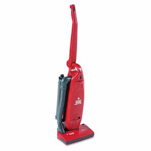 Electrolux Sanitaire Multi-Pro Heavy-Duty Upright Vacuum, Red (EURSC785AT)