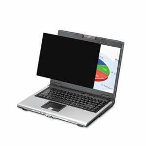 "Fellowes PrivaScreen Blackout Privacy Filter for 15"" LCD/Notebook (FEL4800101)"