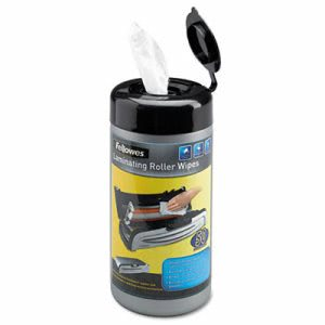 Fellowes Roller Wipes For Jupiter & Venus Laminators, 50 Wipes (FEL5703701)