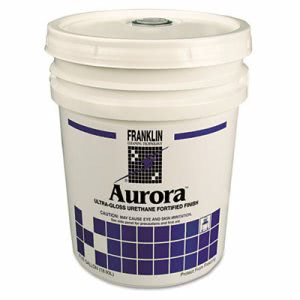 Franklin Aurora Floor Finish Wax, 5-Gallon Pail (FRK F137026)