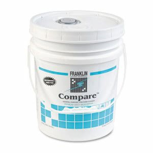 Compare All Purpose Cleaner, 5-Gallon Pail, 1 Each (FRK F216026)
